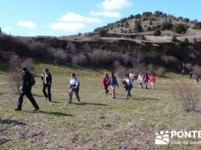 Senderismo Segovia - Riberas de los ríos Pirón y Viejo; nacimiento rio manzanares;